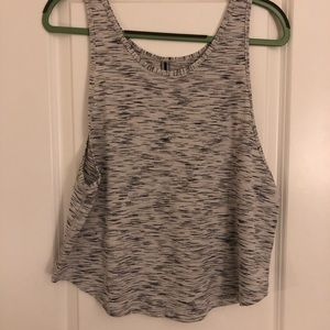 Lululemon Heathered Muscle Tank